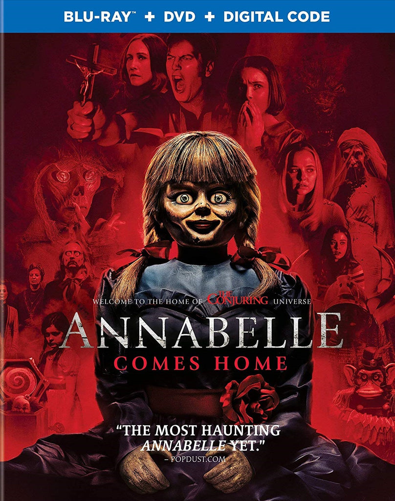 Annabelle Comes Home Digital Copy Download Code MA Vudu iTunes HD HDX