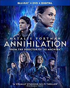 Annihilation Digital Copy Download Code iTunes HD 4K