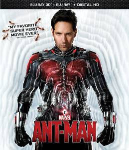 Antman Digital Copy Download Code Disney Google Play HD