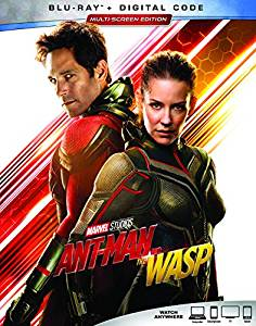 Ant-Man and the Wasp Digital Copy Download Code Disney Google Play HD