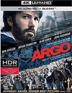 Argo Digital Copy Download Code 4K