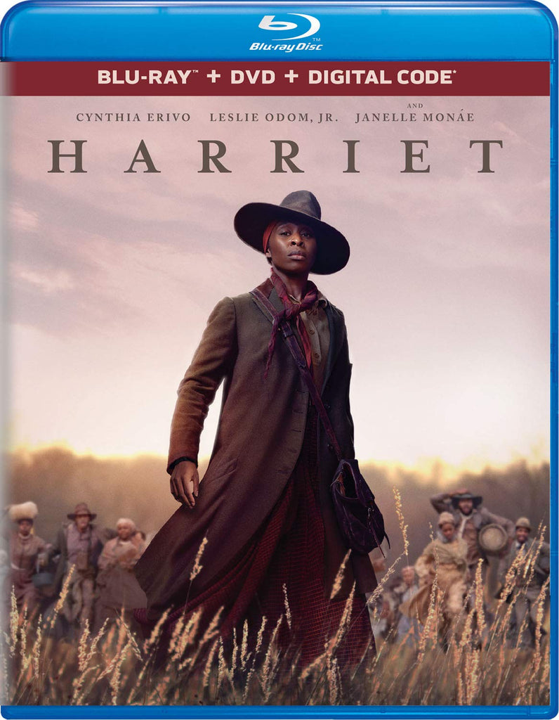Harriet Digital Copy Download Code MA VUDU iTunes HD HDX
