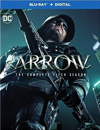 Arrow Season 5 Digital Copy Download Code Ultra Violet UV VUDU HD HDX