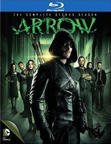 Arrow Season 2 Digital Copy Download Code UV Ultra Violet VUDU HD HDX
