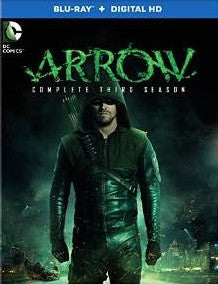 Arrow Season 3 Digital Copy Download Code UV Ultra Violet VUDU HD HDX