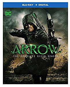 Arrow Season 6 Digital Copy Download Code UV Ultra Violet Vudu HD HDX