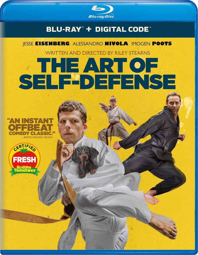 Art of Self Defense Digital Copy Download Code MA Vudu iTunes HD HDX