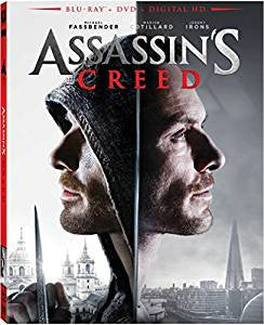 Assassin's Creed Digital Copy Download Code iTunes HD
