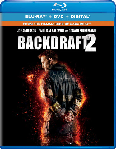 Backdraft 2 Digital Copy Download Code MA Vudu iTunes HD HDX