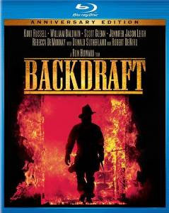 Backdraft Digital Copy Download Code UV Ultra Violet VUDU HD HDX