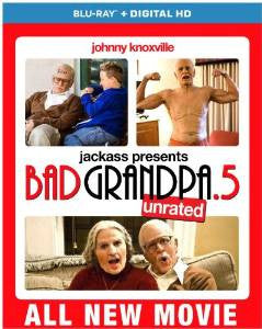 Bad Grandpa .5 Digital Copy Download Code UV Ultra Violet VUDU HD HDX