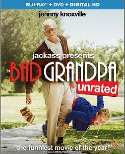 Bad Grandpa Digital Copy Download Code iTunes HD