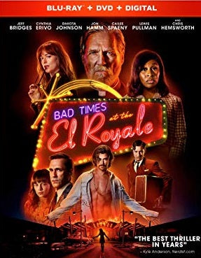Bad Times at El Royale Digital Copy Download Code MA VUDU iTunes HD HDX