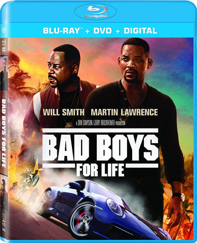 Bad Boys For Life Digital Copy Download Code MA VUDU iTunes HD HDX