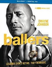 Ballers Season 1 Digital Copy Download Code UV Ultra Violet VUDU HD HDX