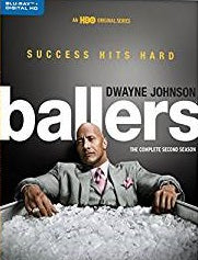 Ballers Season 2 Digital Copy Download Code iTunes HD