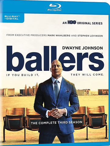 Ballers Season 3 Digital Copy Download Code VUDU HDX