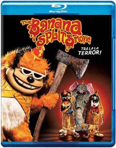 Banana Splits Movie Digital Copy Download Code MA Vudu iTunes HD HDX