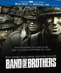 Band of Brothers Digital Copy Download Code VUDU HD HDX