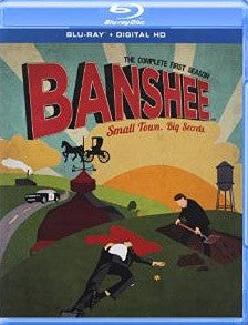 Banshee Season 1 Digital Copy Download Code iTunes HD