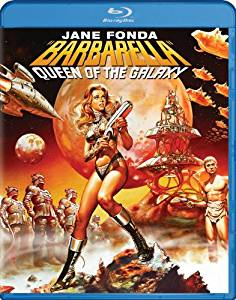 Barbarella Digital Copy Download Code Ultra Violet UV VUDU HD HDX