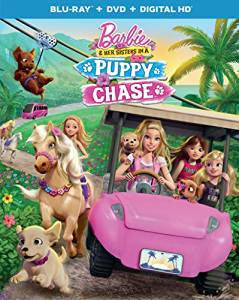 Barbie and Her Sisters in A Puppy Chase Digital Copy Download Code iTunes HD