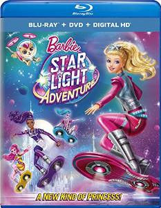 Barbie Star Light Adventure Digital Copy Download Code iTunes HD