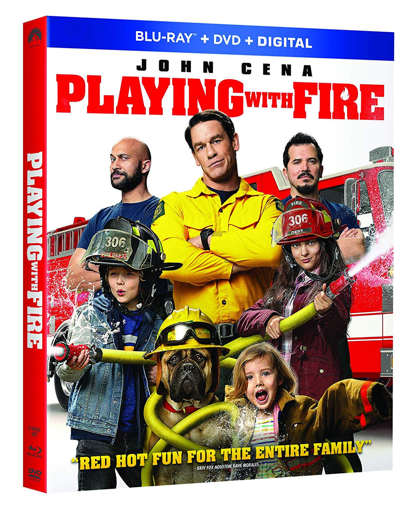 Playing With Fire Digital Copy Download Code VUDU HDX