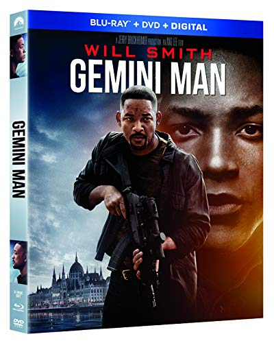 Gemini Man Digital Copy Download Code VUDU HD HDX