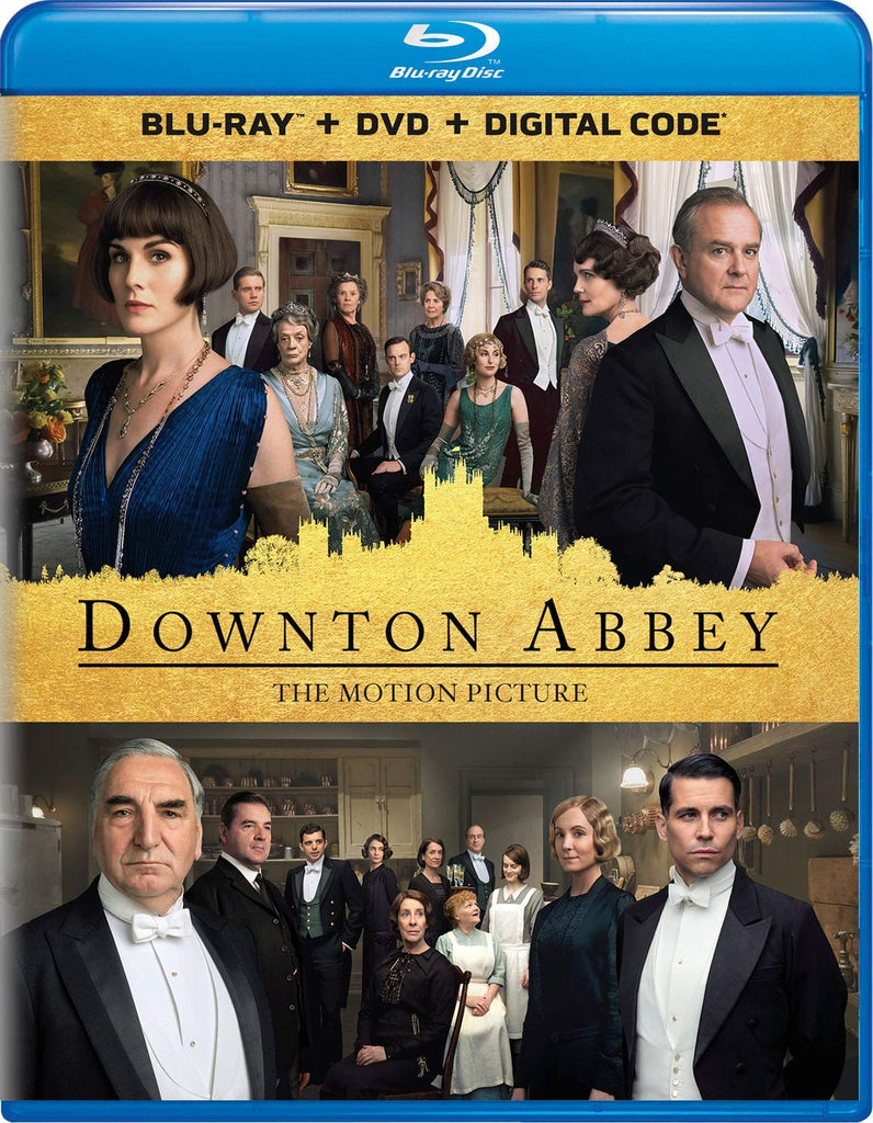 Downton Abbey The Movie Digital Copy Download Code MA VUDU iTunes HD HDX
