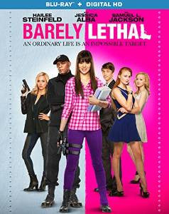 Barely Lethal Digital Copy Download Code UV Ultra Violet VUDU HD HDX