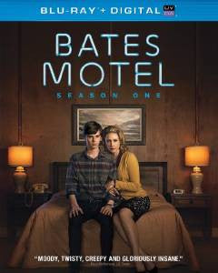 Bates Motel Season 1 Digital Copy Download Code UV Ultra Violet VUDU HD HDX