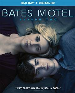 Bates Motel Season 2 Digital Copy Download Code UV Ultra Violet VUDU HD HDX