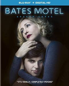 Bates Motel Season 3 Digital Copy Download Code UV Ultra Violet VUDU HD HDX