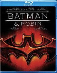 Batman & Robin Digital Copy Download Code VUDU HD HDX