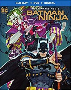 Batman Ninja Digital Copy Download Code MA VUDU iTunes HD HDX