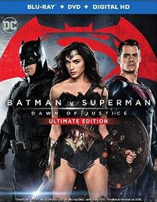 Batman Vs Superman: Dawn of Justice Ultimate Edition Digital Copy Download Code UV Ultra Violet VUDU iTunes HD HDX