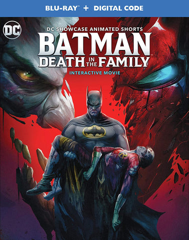 Batman Death in the Family Digital Copy Download Code MA VUDU iTunes HD HDX
