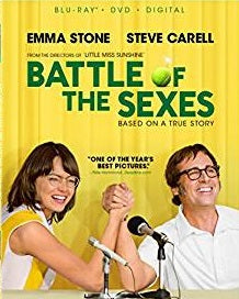 Battle of the Sexes Digital Copy Download Code Ultra Violet UV VUDU iTunes HD HDX