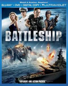 Battleship Digital Copy Download Code UV Ultra Violet VUDU HD HDX