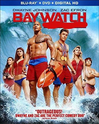 Baywatch Digital Copy Download Code iTunes HD 4K