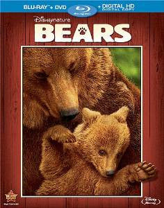 Bears Digital Copy Download Code Disney Movies Anywhere VUDU HD HDX