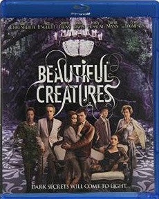 Beautiful Creatures Digital Copy Download Code UV Ultra Violet VUDU iTunes HD HDX