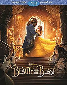 Beauty and the Beast (2017) Digital Copy Download Code Disney Google Play HD