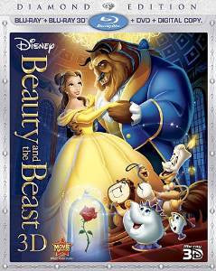 Beauty and the Beast Digital Copy Download Code Disney XML
