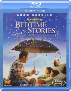 Bedtime Stories Digital Copy Download Code Disney Movies Anywhere VUDU iTunes HD HDX