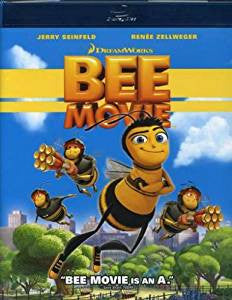 Bee Movie Digital Copy Download Code UV Ultra Violet VUDU HD HDX
