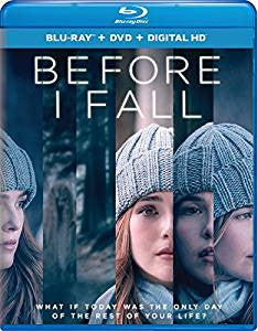 Before I Fall Digital Copy Download Code Ultra Violet UV VUDU HD HDX