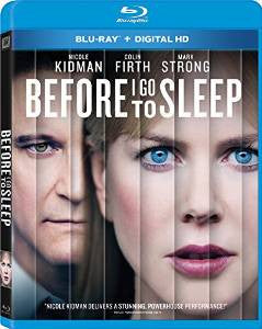 Before I Go to Sleep Digital Copy Download Code UV Ultra Violet VUDU iTunes HD HDX
