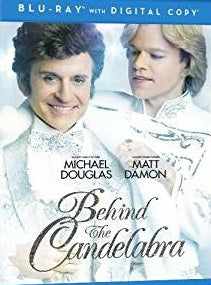Behind the Candelabra Digital Copy Download Code iTunes HD